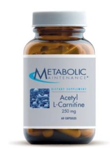 Acetyl-L-Carnitine capsules